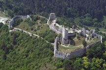 Cachtice Castle, Cachtice, Slovakia