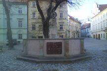 Frantiskanske namestie, Bratislava, Slovakia