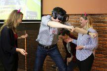 VRBA - Virtual Reality Gin&Tonic Bar, Bratislava, Slovakia