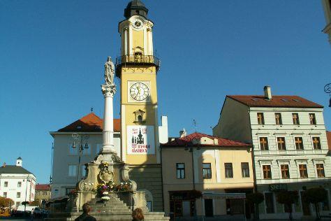 The Clock Tower, Banska Bystrica, Slovakia