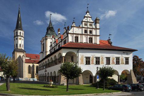 Radnica, Levoca, Slovakia
