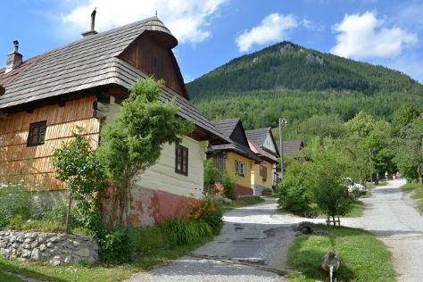 Vlkolinec, Ruzomberok, Slovakia