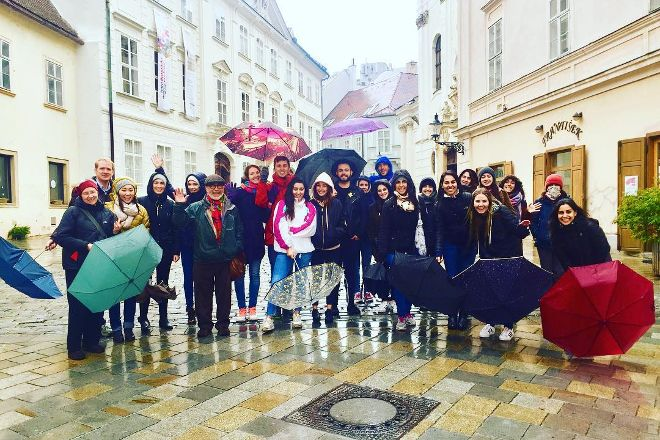 Be Free Tours - Bratislava Free City Walking Tour, Bratislava, Slovakia