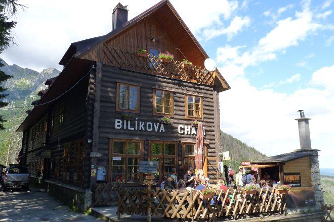 Bilikova cottage, Vysoke Tatry, Slovakia