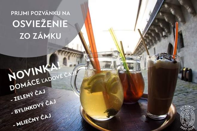 Cajovna Na Zamku, Zvolen, Slovakia