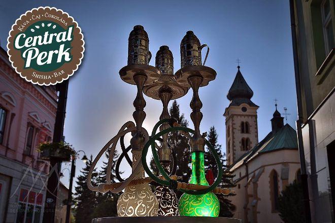 Central Perk, Liptovsky Mikulas, Slovakia
