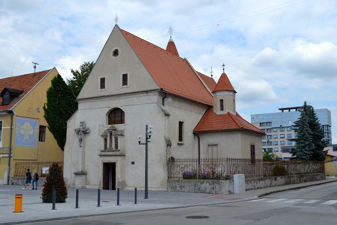 Church of St. Helena, Trnava, Slovakia