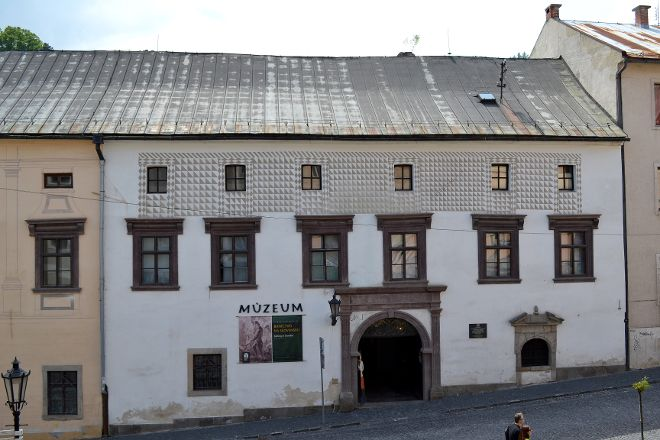 Kammerhof - Mining in Slovakia Exposition, Banska Stiavnica, Slovakia