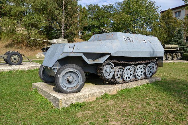 Military and historical Museum of Svidnik, Svidnik, Slovakia