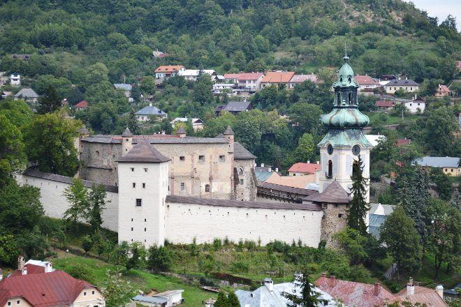 Old Castle Banska Stiavnica, Banska Stiavnica, Slovakia