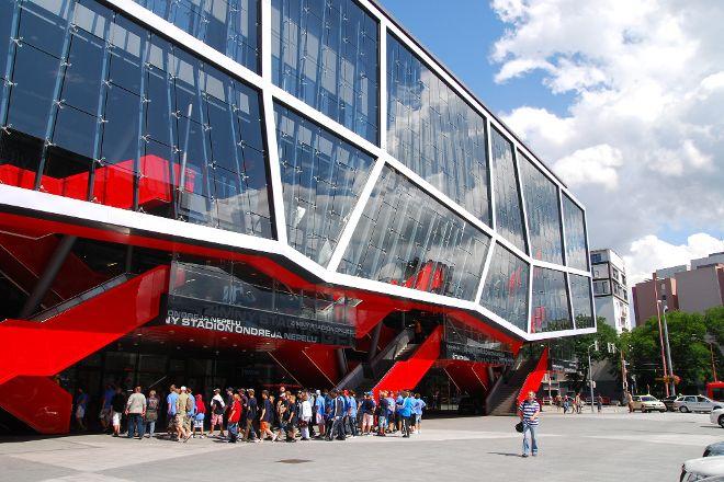 Ondrej Nepela Arena, Bratislava, Slovakia