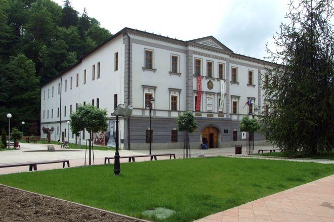 Oravska Galeria, Dolny Kubin, Slovakia