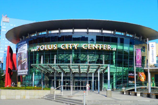 Polus City Center, Bratislava, Slovakia