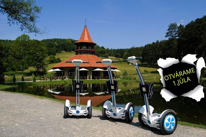 Segway tour - Bojnice on wheels, Bojnice, Slovakia
