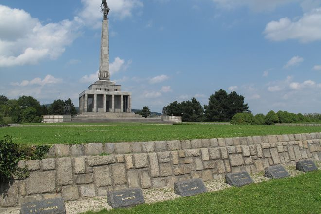 Slavin War Memorial, Bratislava, Slovakia