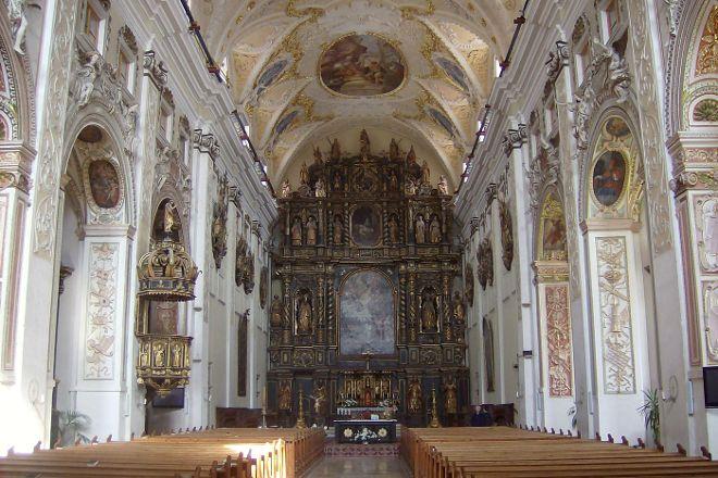 St. John the Baptist Cathedral, Trnava, Slovakia