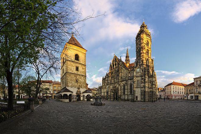 St. Urban's Tower, Kosice, Slovakia