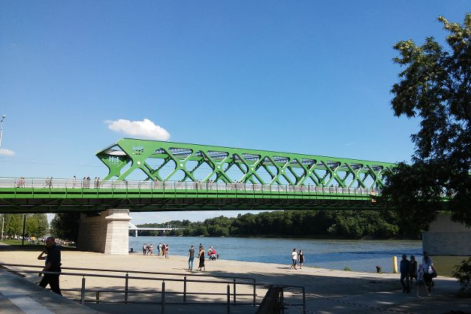 Stary most, Bratislava, Slovakia