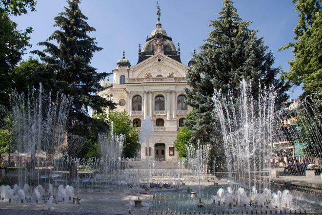 State Theatre Kosice, Kosice, Slovakia