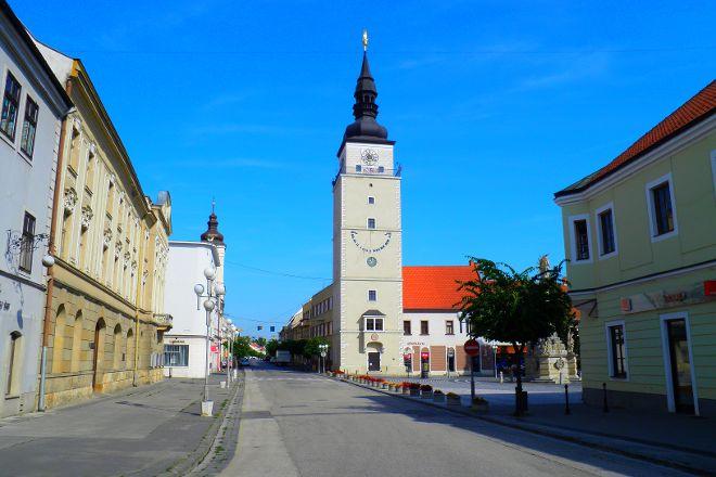 Town Tower, Trnava, Slovakia