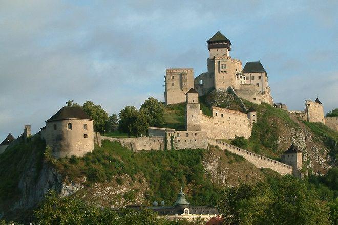 Trenciansky Hrad, Trencin, Slovakia