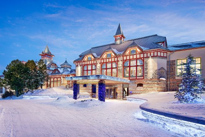ZION SPA LUXURY Grand Hotel Kempinski High Tatras, Strbske Pleso, Slovakia
