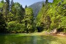 Kamniška Bistrica Valley