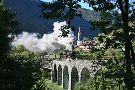Steam Train on Bohinj Railway