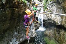 Adventure Park Srnica, Bovec, Slovenia