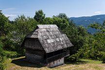 Beškovnik's Granary, Vitanje, Slovenia