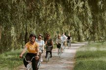 Bike Tour Ljubljana, Ljubljana, Slovenia