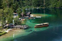 Boat Bohinj, Bohinjsko Jezero, Slovenia