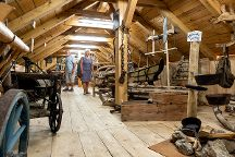 Brodej Ethnological Museum, Vitanje, Slovenia