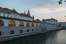 Ljubljana Central Market, Ljubljana, Slovenia