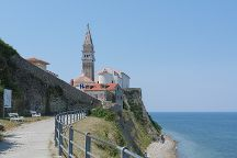 St. George's Church, Piran, Slovenia