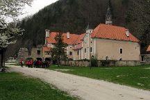 Jurklošter Carthusian Monastery, Jurklošter, Slovenia