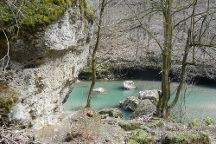 Kokra Canyon, Kranj, Slovenia