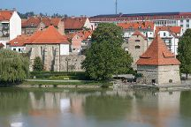 Lent - the Oldest Part of the City of Maribor, Maribor, Slovenia