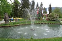 Mozirski Gaj Gardens, Mozirje, Slovenia