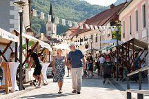 Old Town Center, Slovenske Konjice, Slovenia