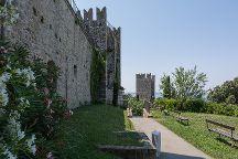 Walls of Piran, Piran, Slovenia