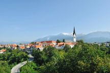 Old Town Centre of Radovljica