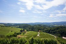 Šerbinek Winery & the Heart-Shaped Wine Road, Zgornja Kungota, Slovenia