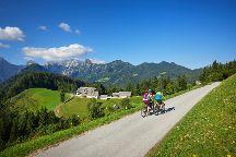 Solčava Panoramic Road, Solčava, Slovenia
