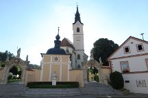 St. John the Baptist's Church, Ljutomer, Slovenia