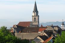 St. Kancijan Church, Kranj, Slovenia