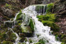 Martuljek Waterfalls, Gozd Martuljek, Slovenia