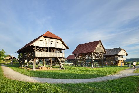 Land of Hayracks, Šentrupert, Slovenia