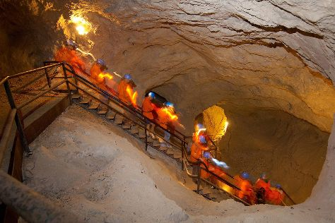 Peca Underground - Tourist Mine and Museum, Mezica, Slovenia