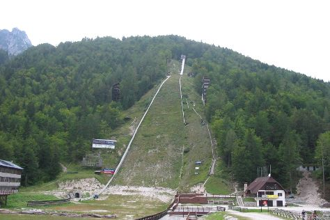 Planica Valley, Ratece, Slovenia